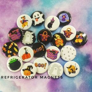 20pc Refrigerator Magnet Party Favor Pack